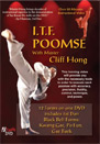 image of ITF Poomse DVD with Cliff Hong