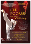 iimage of ITF Pooms DVD with Cliff Hong