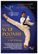 image of WTF Poomse DVD with Cliff Hong